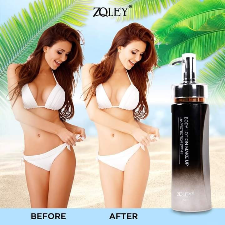 zoley make up lotion mẫu mới